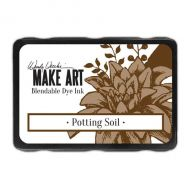 Potting Soil Wendy Vecchi Make Art Dye Ink Pad WVD64367