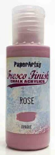 Rose Fresco Finish PaperArtsy Paint (Family 11)