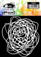 Scribble Stencil by Visible Image