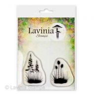 Silhouette Foliage Set (LAV683) clear stamp set by Lavinia Stamps