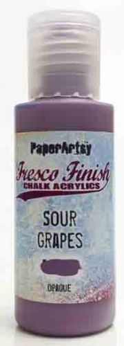 Sour Grapes Fresco Finish PaperArtsy Paint (Family 9)