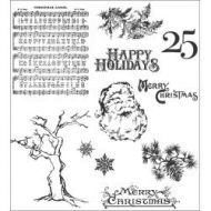 Stampers Anonymous - Tim Holtz - Mini Holidays 3