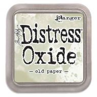 Old Paper Distress Oxide Ink Pad (TDO56096)
