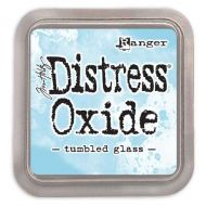 Tumbled Glass Distress Oxide Ink Pad (TDO56287)