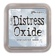 Weathered Wood Distress Oxide Ink Pad (TDO56331)