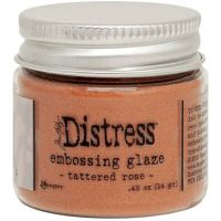 Tattered Rose Tim Holtz Distress Embossing Glaze TDE71020