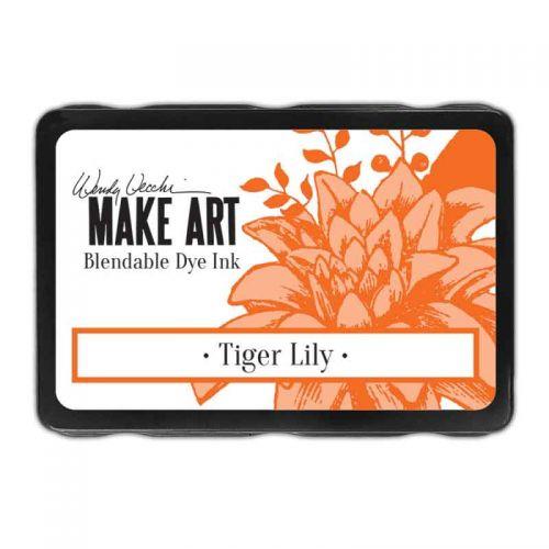 Tiger Lily Wendy Vecchi Make Art Dye Ink Pad (WVD64404)
