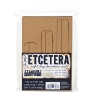 Tim Holtz Etcetera Bracket Trims (THETC010)  (UK ONLY - 1 per customer)