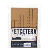 Tim Holtz Etcetera Scallop Trims (THETC008) (UK ONLY - 1 per customer)