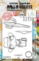 Trail Blazer Aall and Create A7 Stamp Janet Klein 381 (AAL00381)