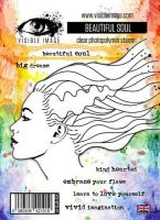 Beautiful Soul stamp set by Visible Image (VIS-BTS-01)