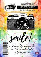 Capture The Moment camera stamp set