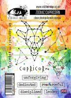 Zodiac Capricorn stamp set
