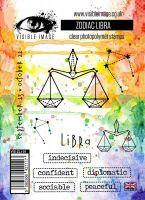 Zodiac Libra stamp set