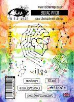 Zodiac Virgo stamp set