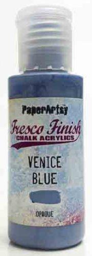 Venice Blue (Seth Apter) Fresco Finish PaperArtsy Paint