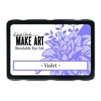 Violet Wendy Vecchi Make Art Dye Ink Pad WVD62660
