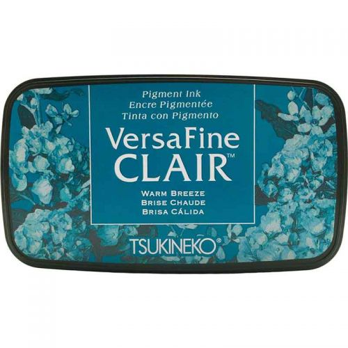 Warm Breeze VersaFine Clair Pigment Ink Pad