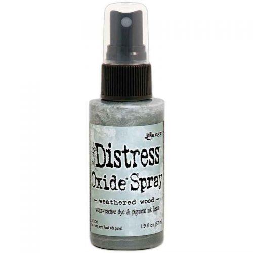 Weathered Wood Tim Holtz Distress Oxide Spray TSO67979