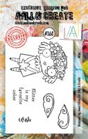 No. 360 Wish Aall and Create A7 Stamp
