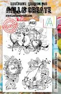 Basic Fruits by Bipasha BK Aall and Create A5 stamp (AAL00450)