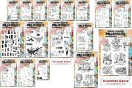 PRE-ORDER EXPECTED 12 MARCH February 2021 Aall and Create Super Bundle (17 Stamps Sets, 1 x A4, 4 x A5, 5 x A6, 7 x A7)