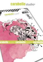 Carabelle Studio - Cling Stamp A6 - Sketch Fairy by Jen Bishop (SA60496)