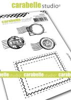 Carabelle Studio - Cling Stamp A7 - My Stamp no. 2 (SA70163)