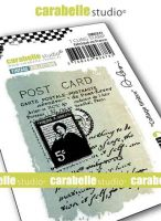 Carabelle Studio - Cling Stamp Small - Collage timbre by Alexi (SMI0241)
