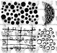 Circumambulate Large Stencil by France Papillon