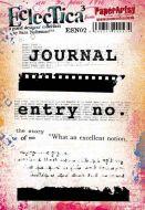 Sara Naumann PaperArtsy A5 Cling Rubber Stamp Set 02 - ESN02