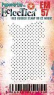 Eclectica mini 57 Tracy Scott Paperartsy stamp