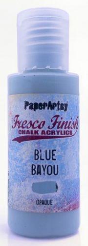 Blue Bayou (Seth Apter) Fresco Finish PaperArtsy Paint