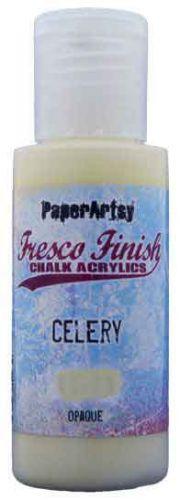 Celery Fresco Finish PaperArtsy Paint (Family 20)