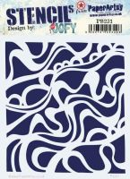 Jo Firth Young JOFY Regular Stencil PS231