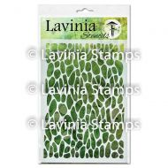 Crackle Lavinia Stencils (ST004)