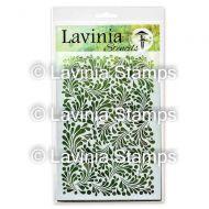 Feather Leaf Lavinia Stencils (ST014)