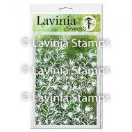 Flourish Leaf Lavinia Stencils (ST005)
