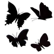 Butterflies (LAV126) by Lavinia Stamps