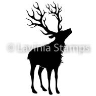 Reindeer - large (LAV481) by Lavinia Stamps