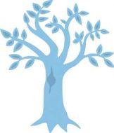Tree - Marianne Design Creatables Die - LR0203
