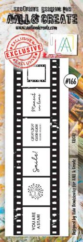 No. 166 Click Aall and Create Stamp Set (Border)