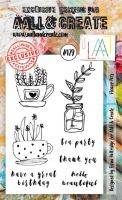 No. 179 Aall and Create Stamp Set (A6)