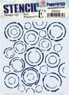 Paperartsy stencil esn PS203 regular