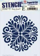 Paperartsy stencil ets PS189 regular