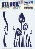 Paperartsy stencil jofy PS184 regular