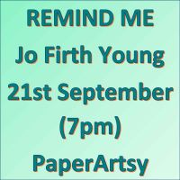 JOFY New Release Reminder 21 September, 7pm