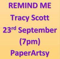 Tracy Scott New Release Reminder 23 September, 7pm