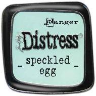 Speckled Egg pin