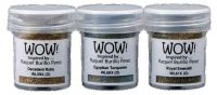 WOW! Trio Ancient Jewels*Raquel Burillo Perez* Embossing Powder